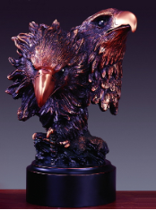 Double Eagle Bust