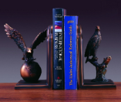 Bald Eagle Bookends