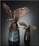 Monarch Bronze Eagle Award