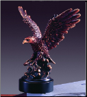 Small Eagle on Wave (SKU: M-11113)
