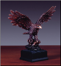 Young Eagle Sculpture (SKU: M-51124)