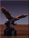 Swooping Eagle Sculpture (SKU: M-51128)