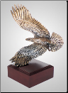 Above and Beyond Eagle Sculpture (SKU: A343)