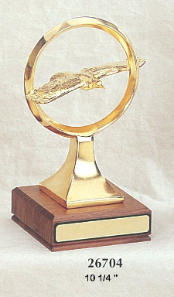 Soaring Eagle in Halo Trophy
