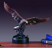 Flying Eagle Statue