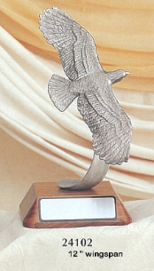 Soaring Eagle Trophy