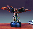 Free Spirit Eagle Sculpture (SKU: M-11106)