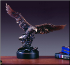 Flying Eagle Statue (SKU: M-11108)