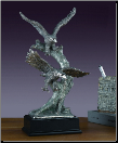 Double Eagles Statue (SKU: M-41112)