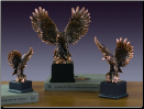 With Pride Eagle Sculpture (SKU: M-51161)