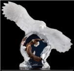 Eagle Spirit Sculpture (SKU: 8456LE)