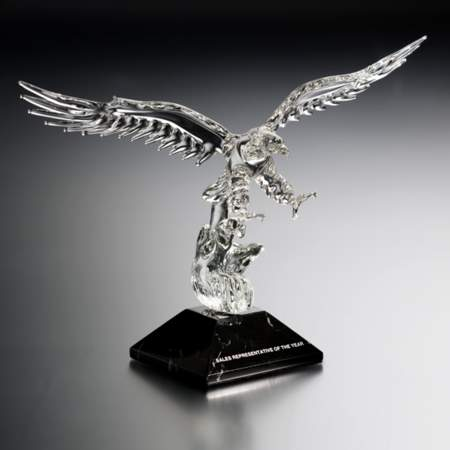 Elite Crystal Eagle Award